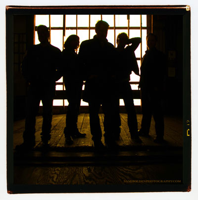 Twilight Singers 2011 Band Photo